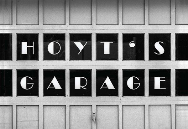 Hoyts Garage